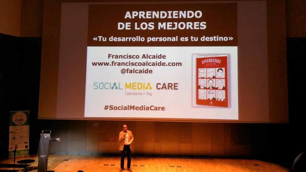 Francisco Alcaide - Social media Care - Cin Tinez