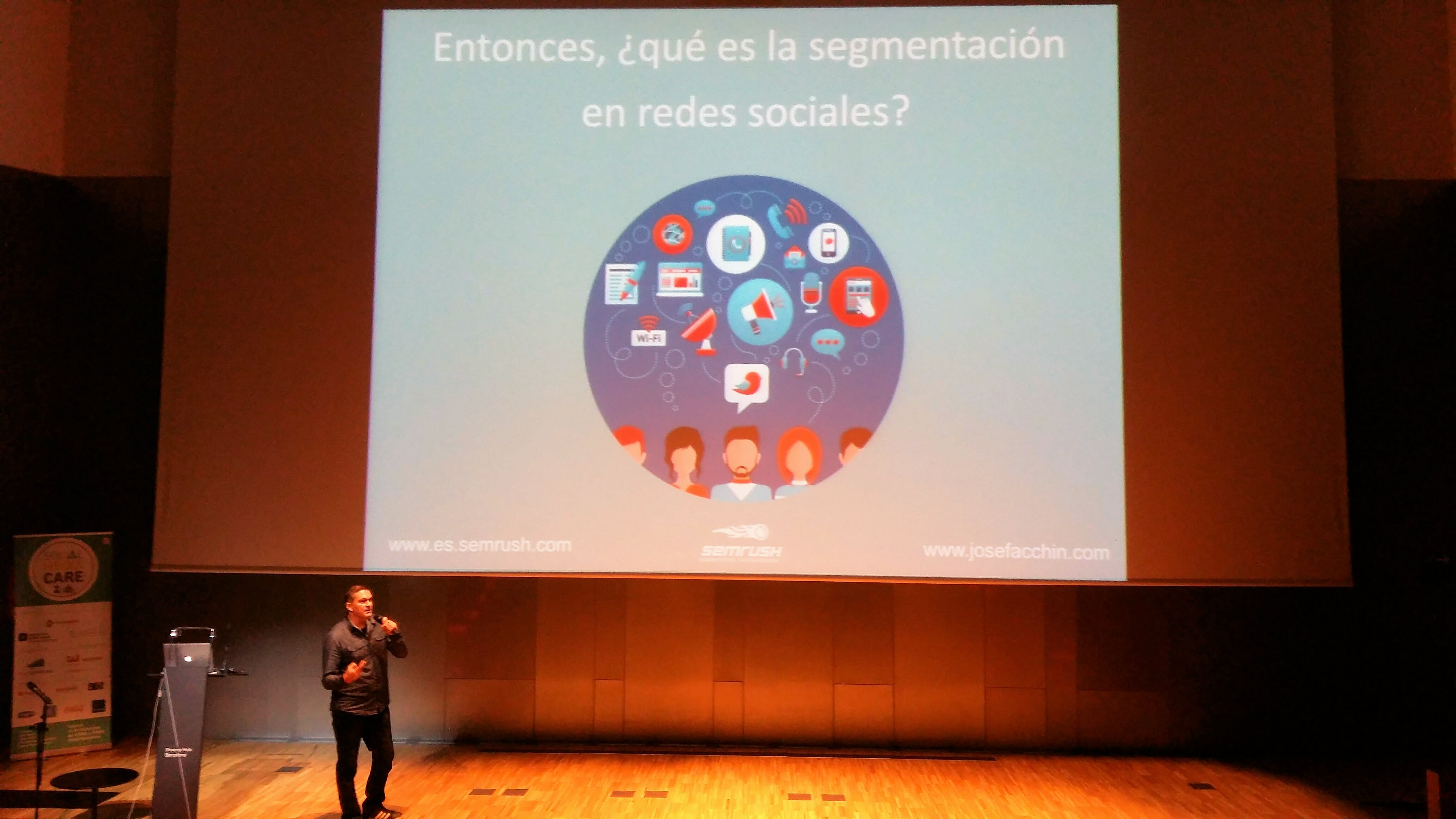 Jose Facchin - Social Media Care - CinTínez