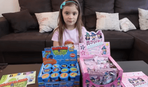 Los juguetes de Arantxa - Cintinez