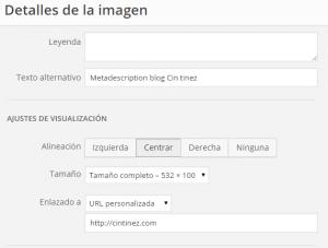 optimización imagen post - cintinez