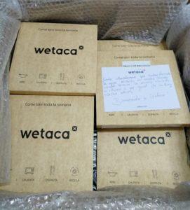 Platos Wetaca - Cin Tínez