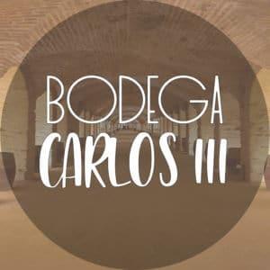 Bodega Carlos III - Cin Tínez