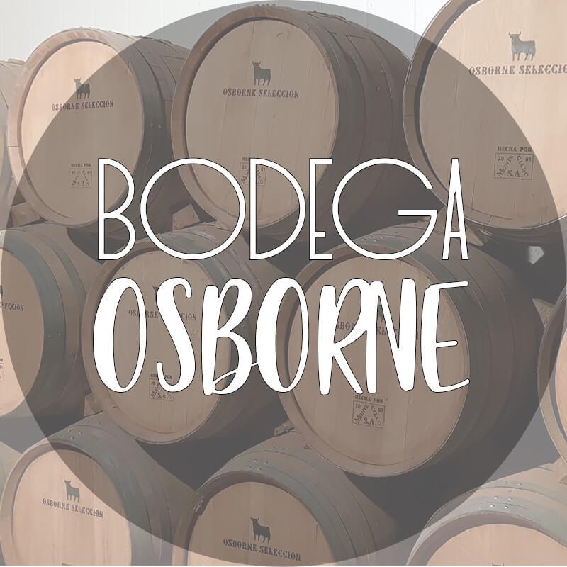 Bodega Osborne - Cin Tínez